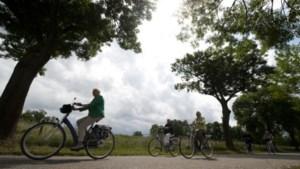 Werkzaamheden voor verbeteren internationale fietsverbinding door hartje Vaals
