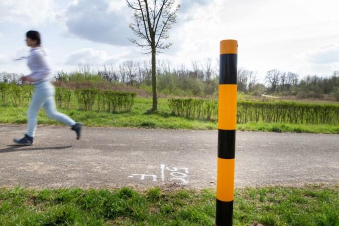 Hardlopers dagen elkaar én Nederlands kampioen uit op 500 meter in Heidekamppark