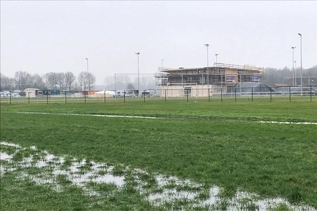 Extra maatregelen moet nieuw wateroverlast voor omwonenden van sportpark Kelpen-Oler voorkomen