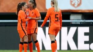 Voetbalsters in Nijmegen veel te sterk voor Australië