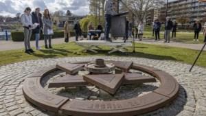 Ceremonieel einde van bevrijdingsjaar in Brunssum