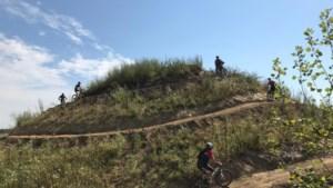 Mountainbiken in een on-Nederlandse omgeving