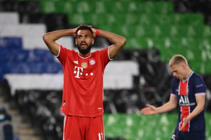 Paris SG zet titelhouder Bayern München uit Champions League