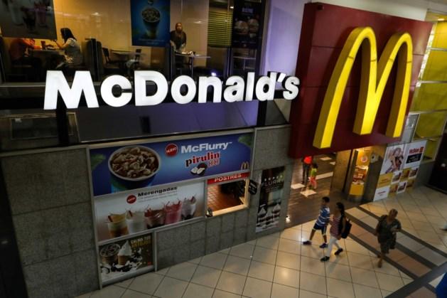 McDonald's geeft personeel weerbaarheidstrainingen na kritiek over intimidatie op de werkvloer