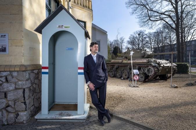 Oorlogsmuseum Eyewitness in Beek heeft schade van inbraak hersteld en wacht tot de deuren weer op kunnen