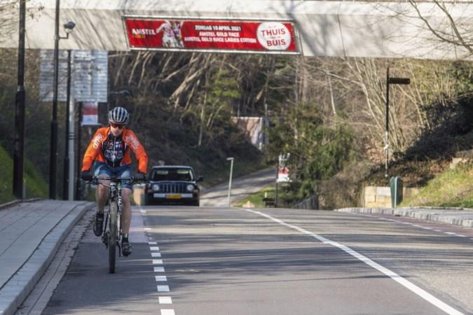 Tóch een glimp opvangen van de Amstel Gold Race? Zo worden nieuwsgierige wielerfans geweerd
