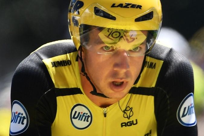 Dylan Groenewegen rouwt om bekende opa Ko: 'Hij zette mijn eerste fietsje in elkaar'