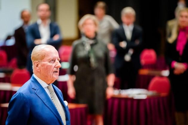 Theo Hiddema beëdigd als lid van de Eerste Kamer