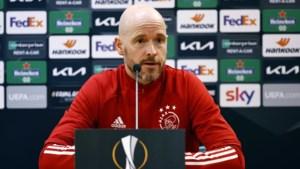 Erik ten Hag: 'Bij uitschakeling níet mijn laatste Europese duel met Ajax'