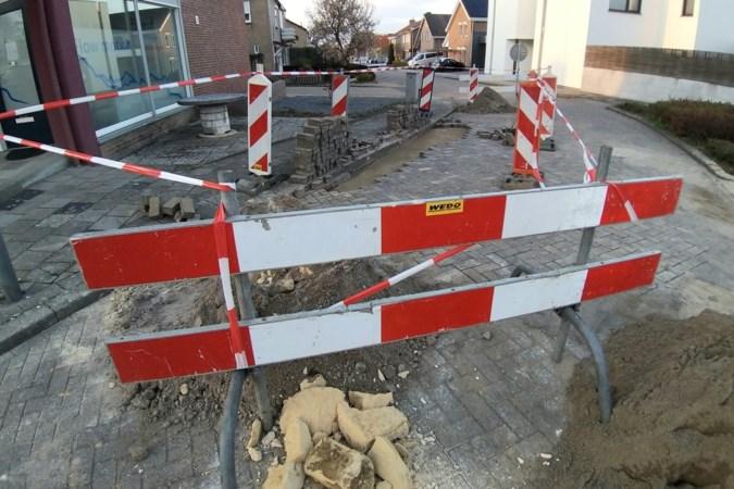 Metersdiepe kelder ontdekt bij wegverzakking in Vilt