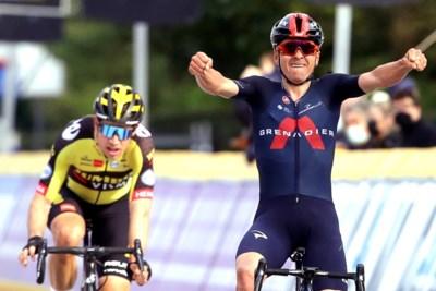 Wout van Aert 'nog heel gemotiveerd' voor Amstel Gold Race: 'Roglic kan volop in de aanval'