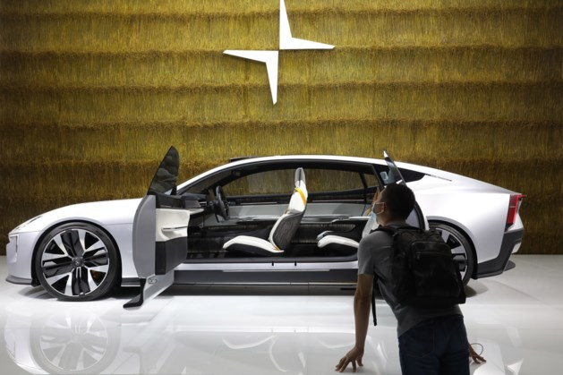 Elektrisch dochtermerk Volvo haalt half miljard dollar op