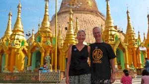 Herinneringen aan magische reizen: 'In Myanmar lieten ze ons trots de allereerste wc in het dorp zien'