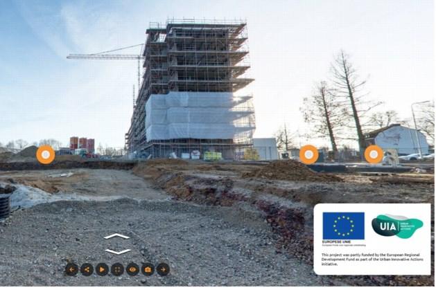 Virtuele wandeltour door Superlocal-project Bleijerheide