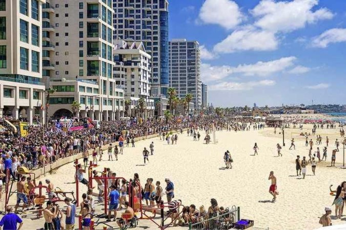 Israël opent land voor (gevaccineerde) toeristen