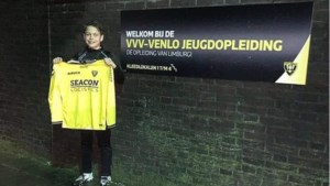 SVB-jeugdspelers Morris Schell en Beau Gubbels naar VVV-Venlo