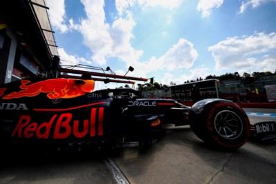 Max Verstappen in Italië, als dat maar goed gaat...
