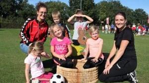 SV Melderslo organiseert spellenuurtje voor de kleintjes