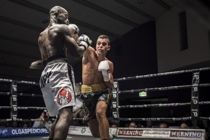 Profbokser Xavier Köhlen wint eerste gevecht na 18 maanden