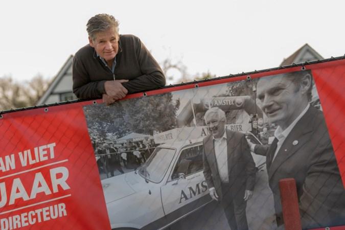Leo van Vliet is allang blij dat Amstel Gold Race kan doorgaan: 'En pas op, we zetten geen gedrocht neer hè?'