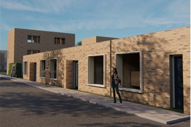 Vijf woningen voor senioren in Nieuwstadt; bouw start na de zomer dit jaar