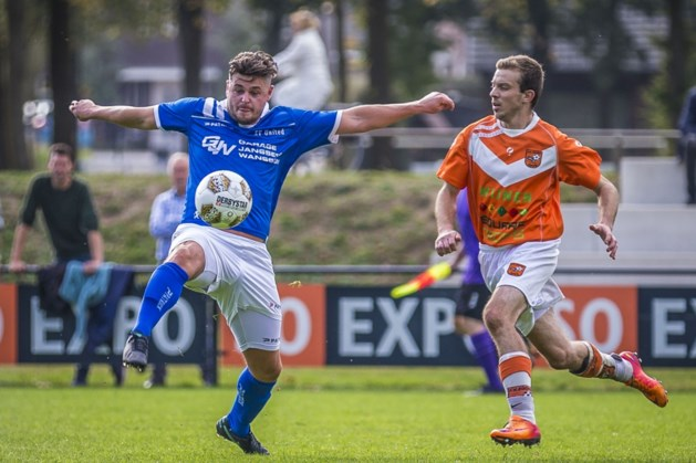 Clubtopscorer Michal Kolodziejski keer terug bij SV United