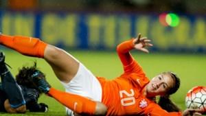 Ajax-speelster Vanity Lewerissa stopt aan einde van het seizoen