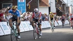 Vierde etappe van ZLM Tour eindigt op de Cauberg