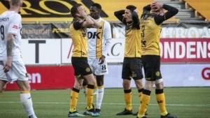 Dubieuze treffers niet genoeg voor zege Roda JC in spektakelstuk tegen NAC