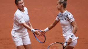 Tennissters ten koste van China verder in Billie Jean King Cup