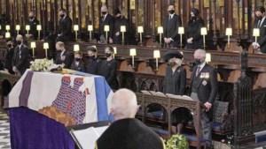 Sobere dienst indrukwekkend eerbetoon aan prins Philip