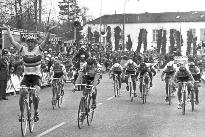 Waarom zwijgt vijfvoudig Amstel Gold Race-winnaar Jan Raas al jarenlang?