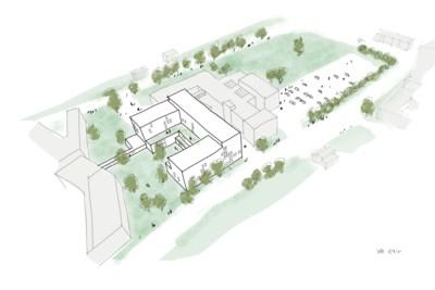 Nieuw ziekenhuis Weert flink kleiner dan huidige gebouw