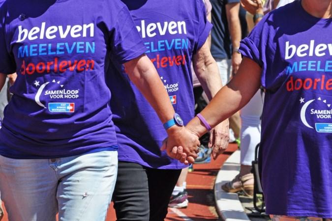 Samenloop voor Hoop in Sittard-Geleen gaat door zonder steun KWF