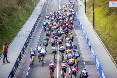 Sabrina Stultiens: 'Dit was zwaarder dan de normale Amstel Gold Race'