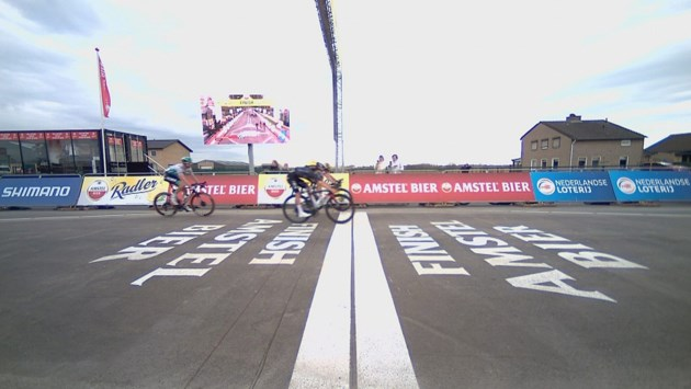 En de winnaar is…..Wout van Aert; eindsprint zorgt voor meeste opwinding in Amstel Gold Race