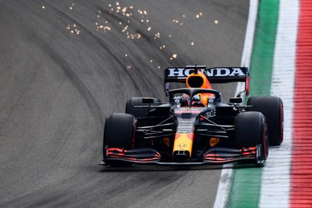 Domper voor Verstappen; derde startplek achter Hamilton en stalgenoot Pérez