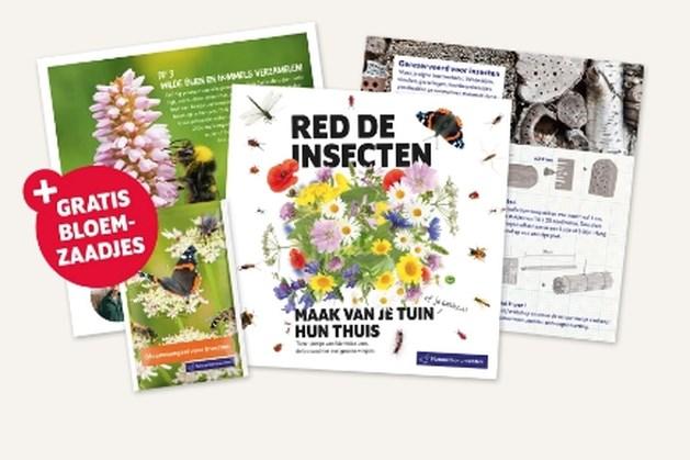 Insecten-red-pakket pakt woningnood in tuin en op balkon aan