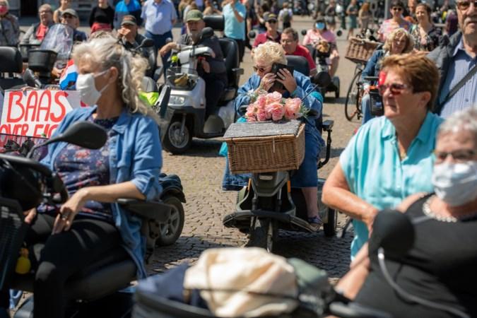 Kritiek op afschaffen gratis scootmobiel rijden in Maastricht