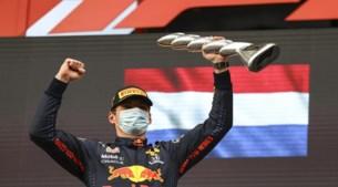 Buitenlandse pers lyrisch over Verstappen: 'De Nederlander was een robot'