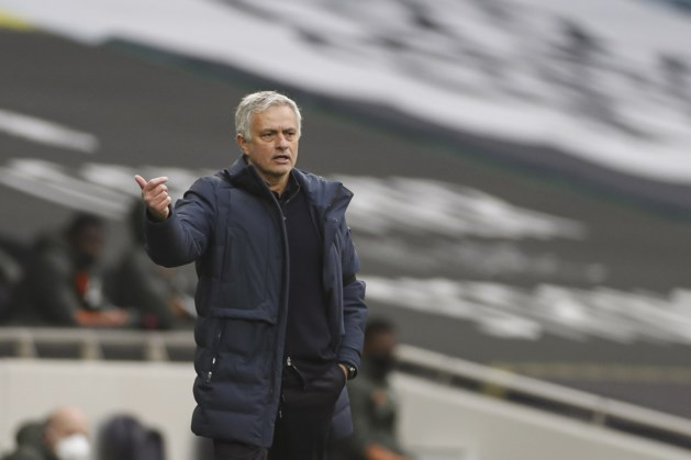 Tottenham Hotspur ontslaat trainer Mourinho