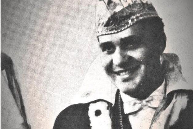 Oud-prins Chris Tönnissen van De Erdmennekes Bergen overleden