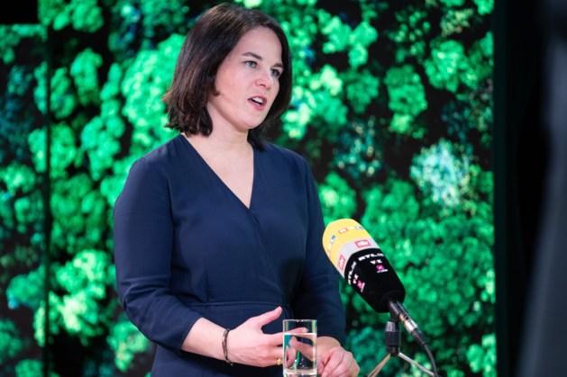 Wordt dit de opvolger van Merkel? Duitse Groenen nomineren Annalena Baerbock als kanselierskandidaat