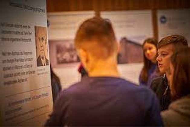 Holocaustexpositie 'We the Six Million' van 1 tot en met 9 mei te zien in Kerkrade