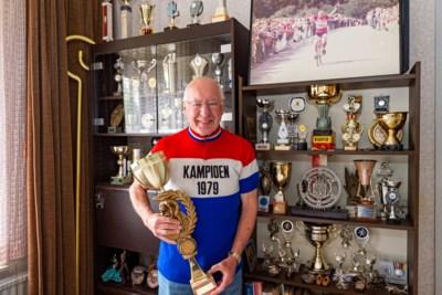 Piet Wilms uit Schinnen grossiert een leven lang in fietskilometers