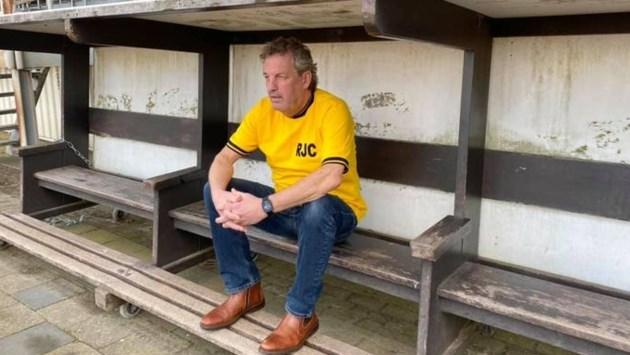 Oud-Roda vedette Pierre Vermeulen terug op de bank in sportpark Kaalheide