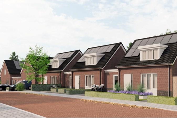 De woningmarkt vraagt niet om ruime, vrijstaande huizen, dus komen er acht levensloopbestendige woningen in Kessel