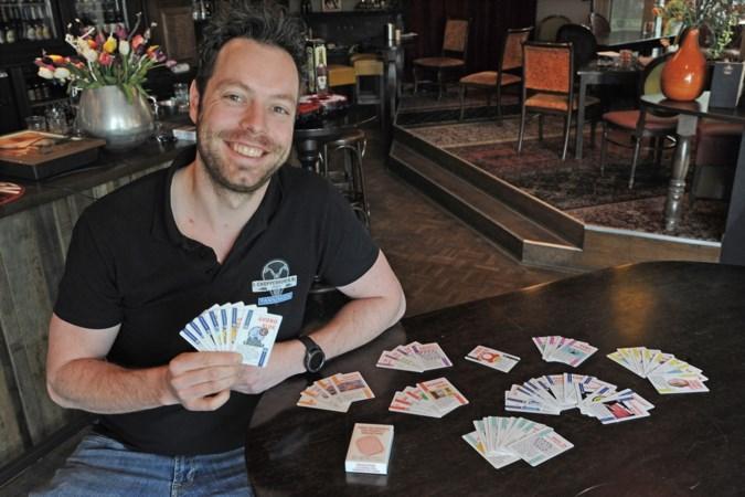 Geen zin meer in dat eeuwige Katan: Rick Hendricks uit Panningen ontwikkelt eigen corona-kaartspel