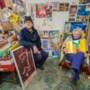 'Uitzwaai-expo' laatste kunststukje op unieke locatie voor Weerter kunstenaars Rob Kars en Bernard Visser