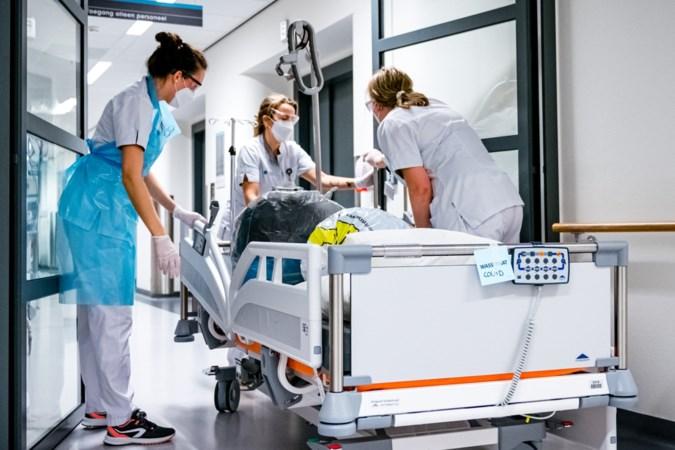 Hoogste instroom coronapatiënten in ziekenhuizen van dit jaar